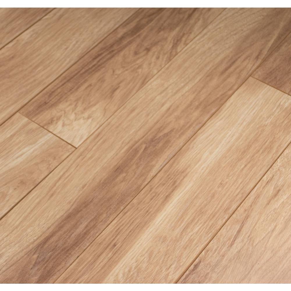 Home Decorators Collection Shefton Hickory 12mm Thick x 6.1 in. Wide x 47.64 in. Length Laminate Flooring (14.13 sq. ft. / case)