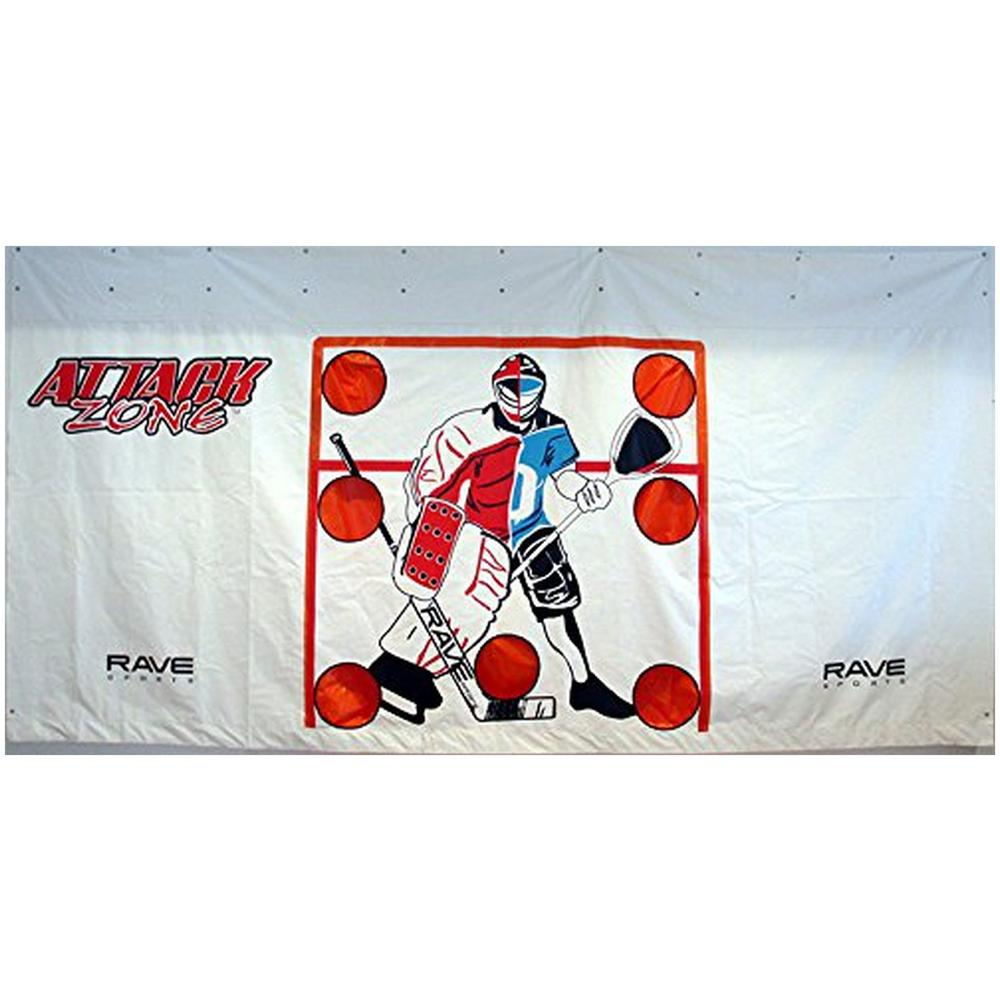16 ft. x 8 ft. Hockey/Lacrosse Tarp