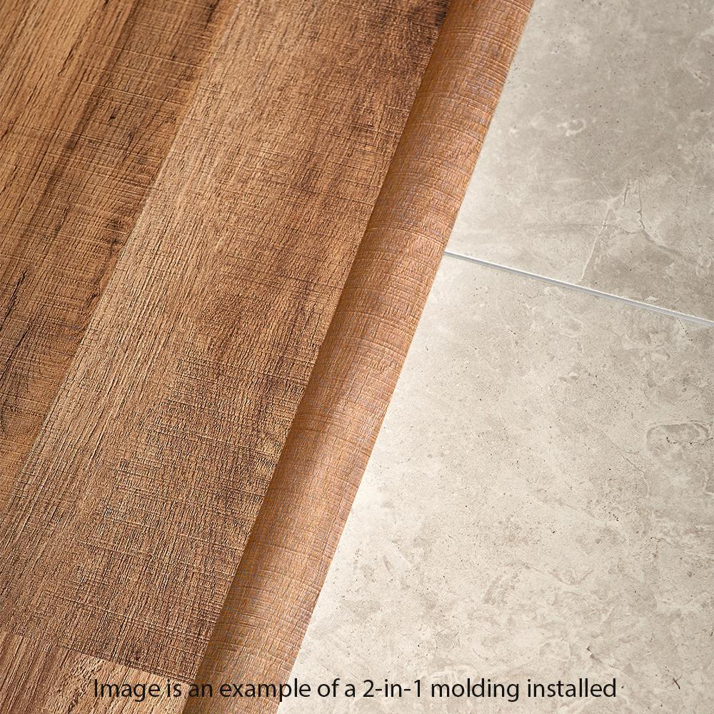 Mohawk Henlopen Grey Oak 0 37 In Thick