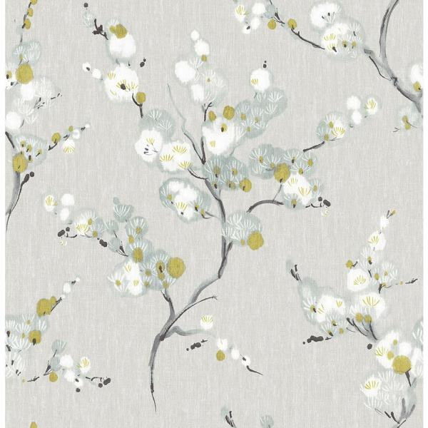 NuWallpaper 30.75 sq. ft. Mirei Peel and Stick Wallpaper NU2679