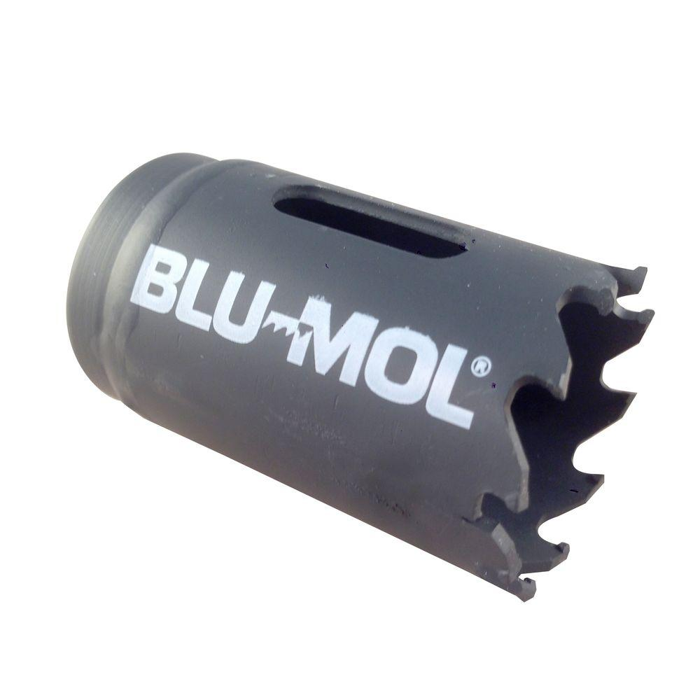 BLU-MOL 1-1/8 in. Xtreme Carbide Tipped Hole Saw