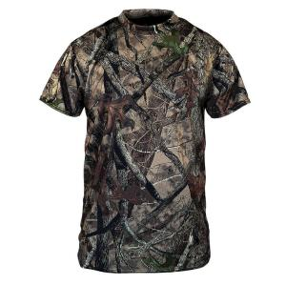 TrueTimber Camo Men's X-Large Camouflage Short Sleeve Camo Cotton Tee by TrueTimber Camo