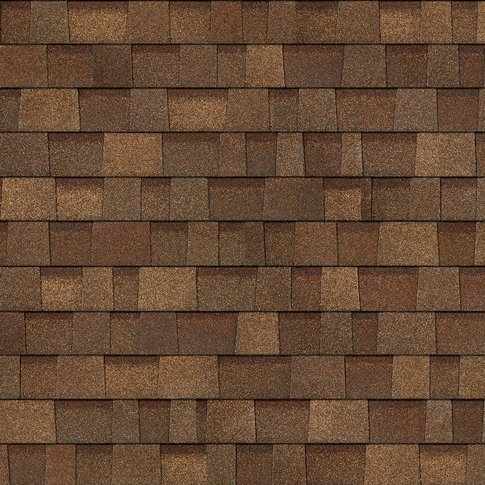 Owens Corning Oakridge Aged Cedar Laminate Architectural