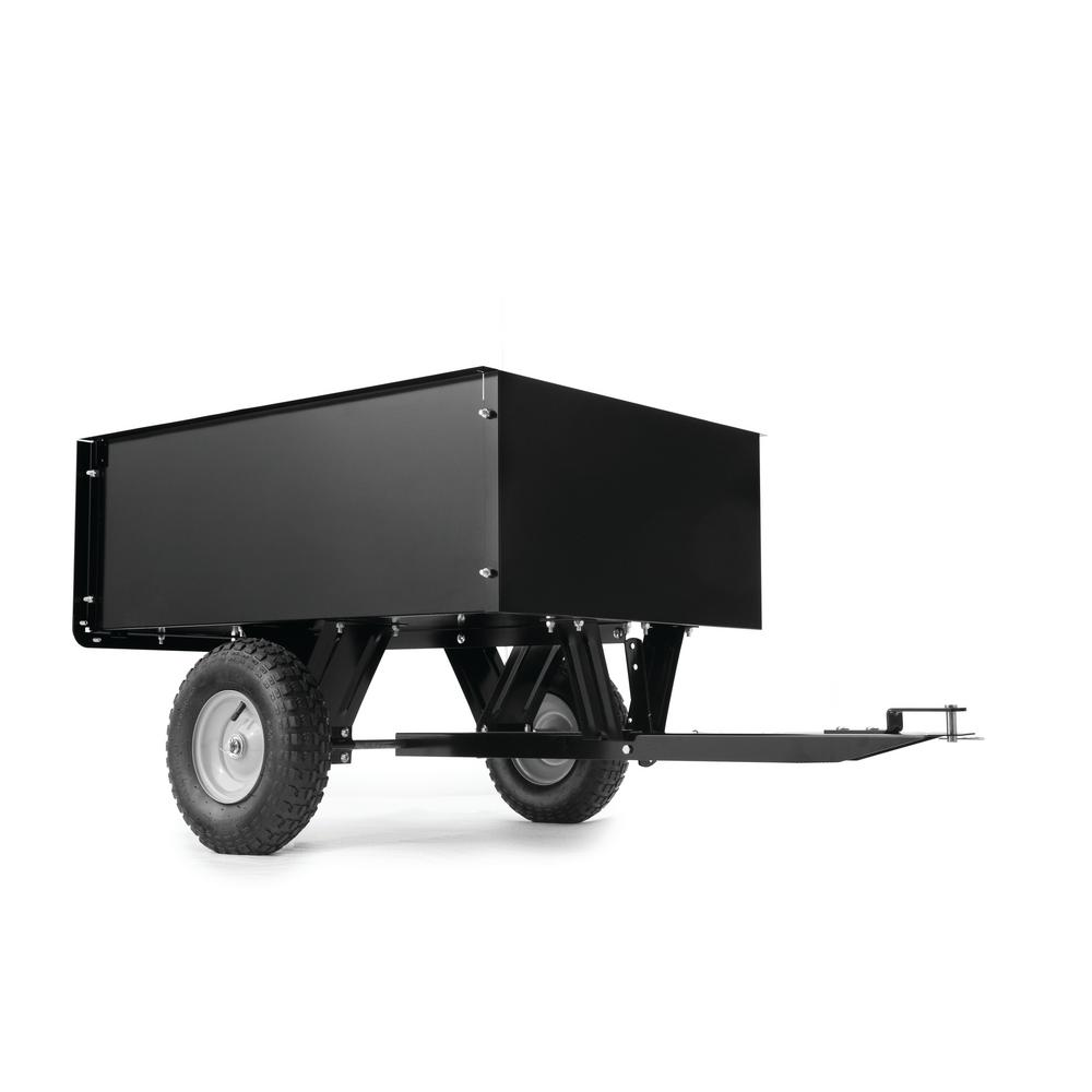 Agri-Fab 9 cu. ft. Steel Dump Cart
