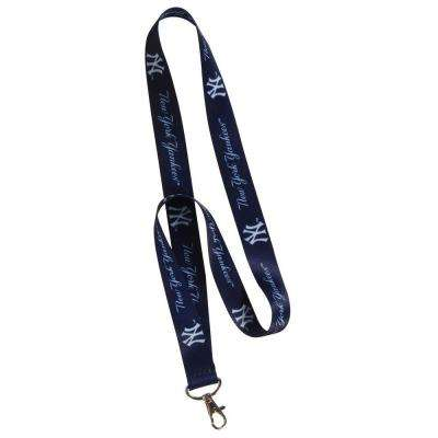 MLB New York Yankees Team Lanyard