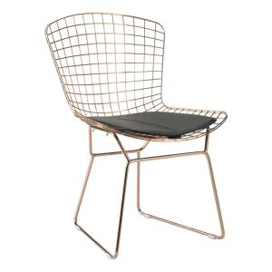Awe Inspiring Black Mesh Wire Outdoor Chair Cushion Creativecarmelina Interior Chair Design Creativecarmelinacom