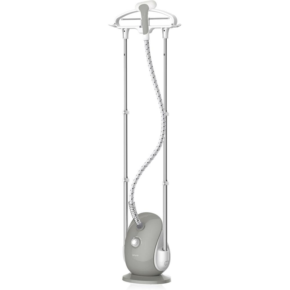 Salav professional dual bar garment steamer gs68 bj gray for Salav garment steamer