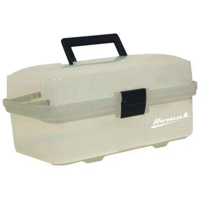 13 in. Transparent Tool Box