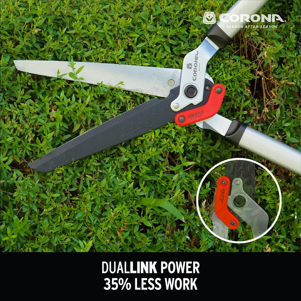 DualLINK + Extendable Hedge Shear