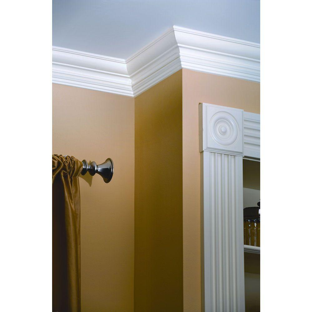 X 8 Ft Mdf Crown Moulding
