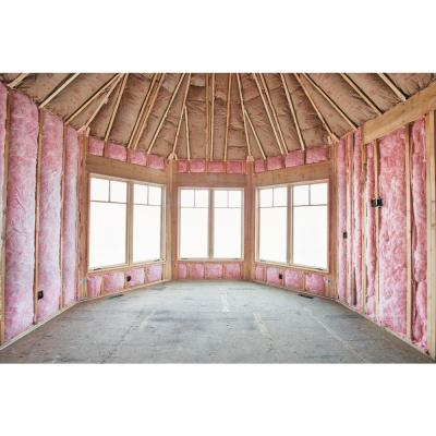 R-30 EcoTouch PINK Cathedral Ceiling Kraft Faced Fiberglass Insulation Batt 23-3/4 in. x 48 in. (10-Bags)