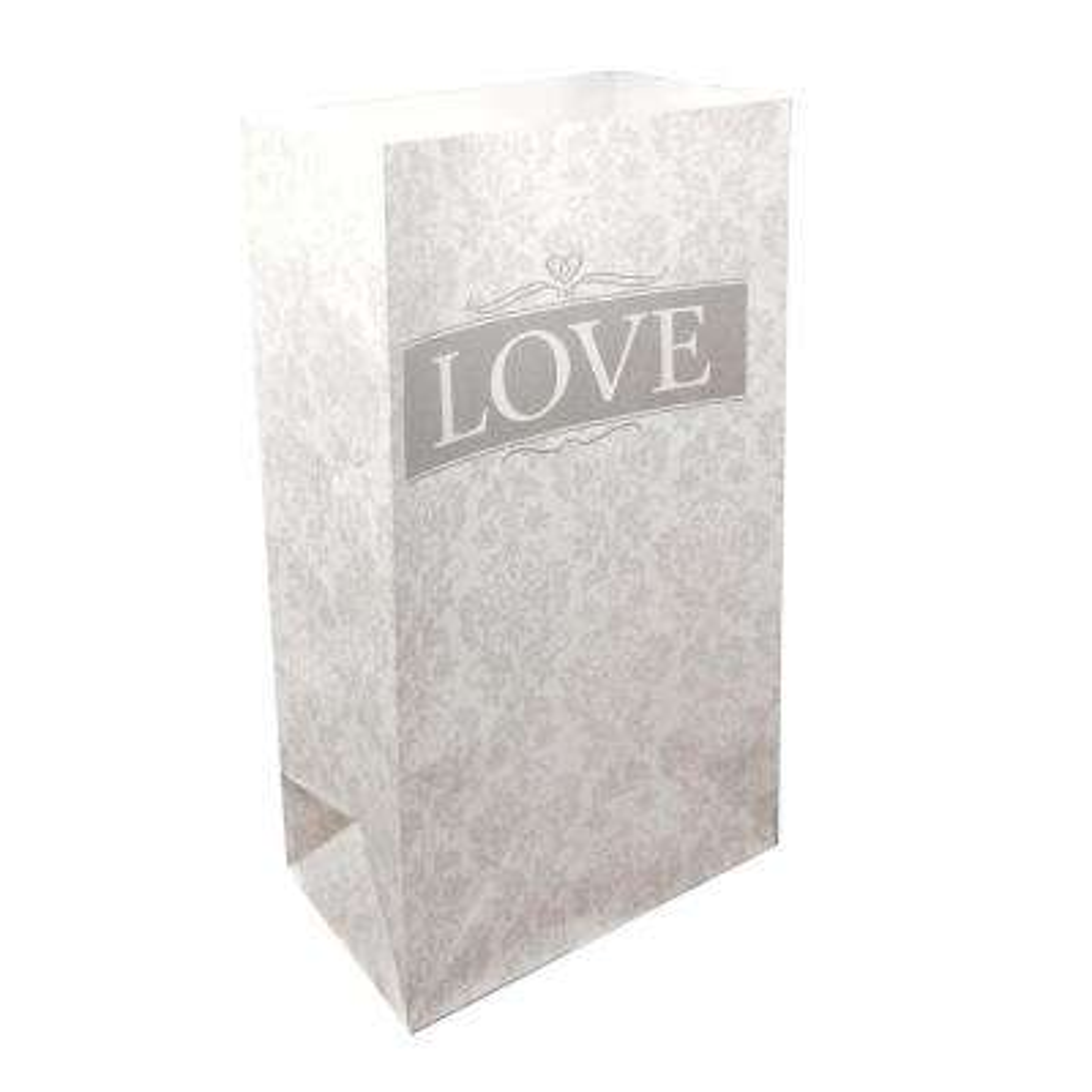 Love Luminaria Bag (24-Count)