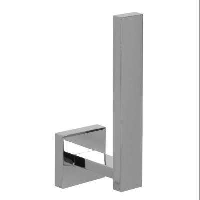 Modern Hotel Contemporary Toilet Paper Holder in Chrome