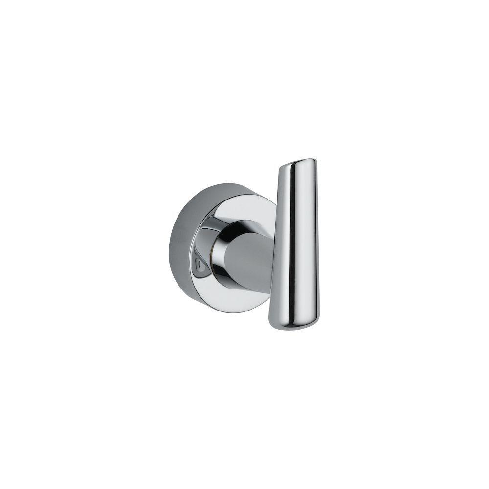 Delta Compel Single Towel Hook in Chrome