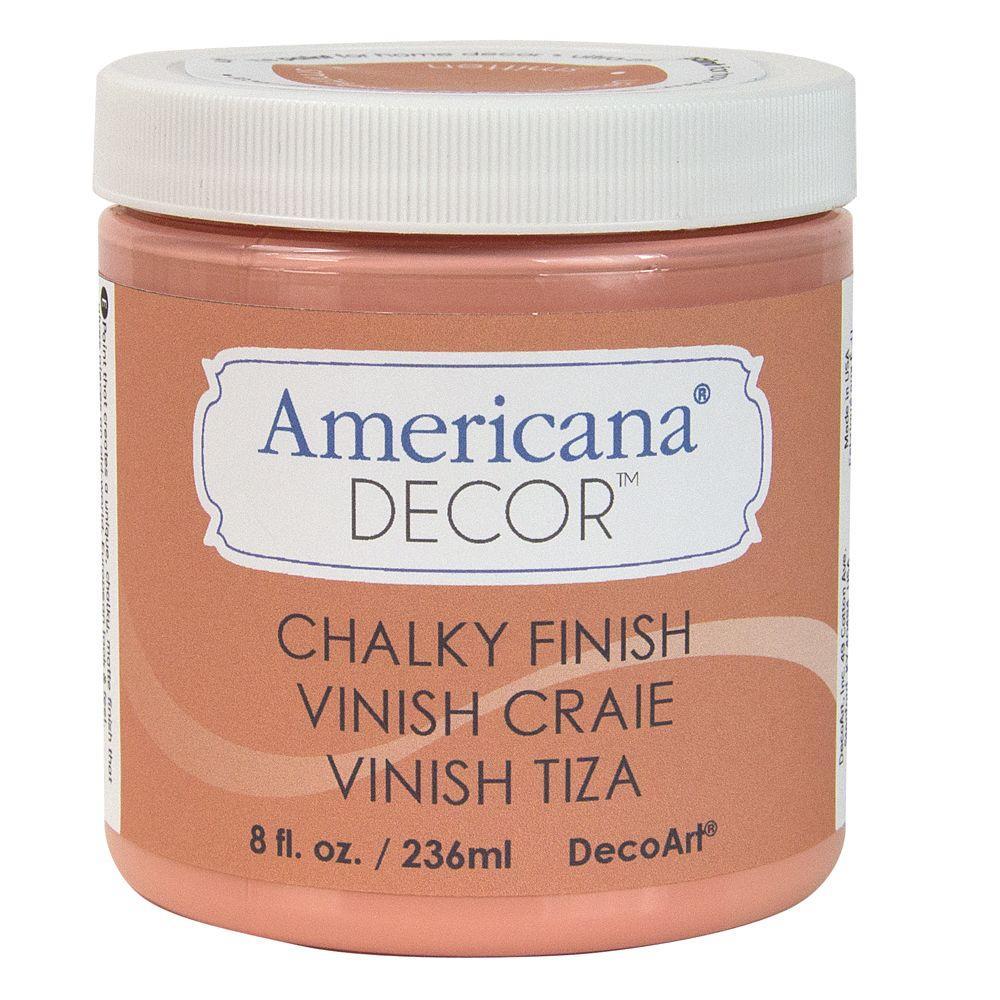 DecoArt Americana Decor 8-oz. Smitten Chalky Finish