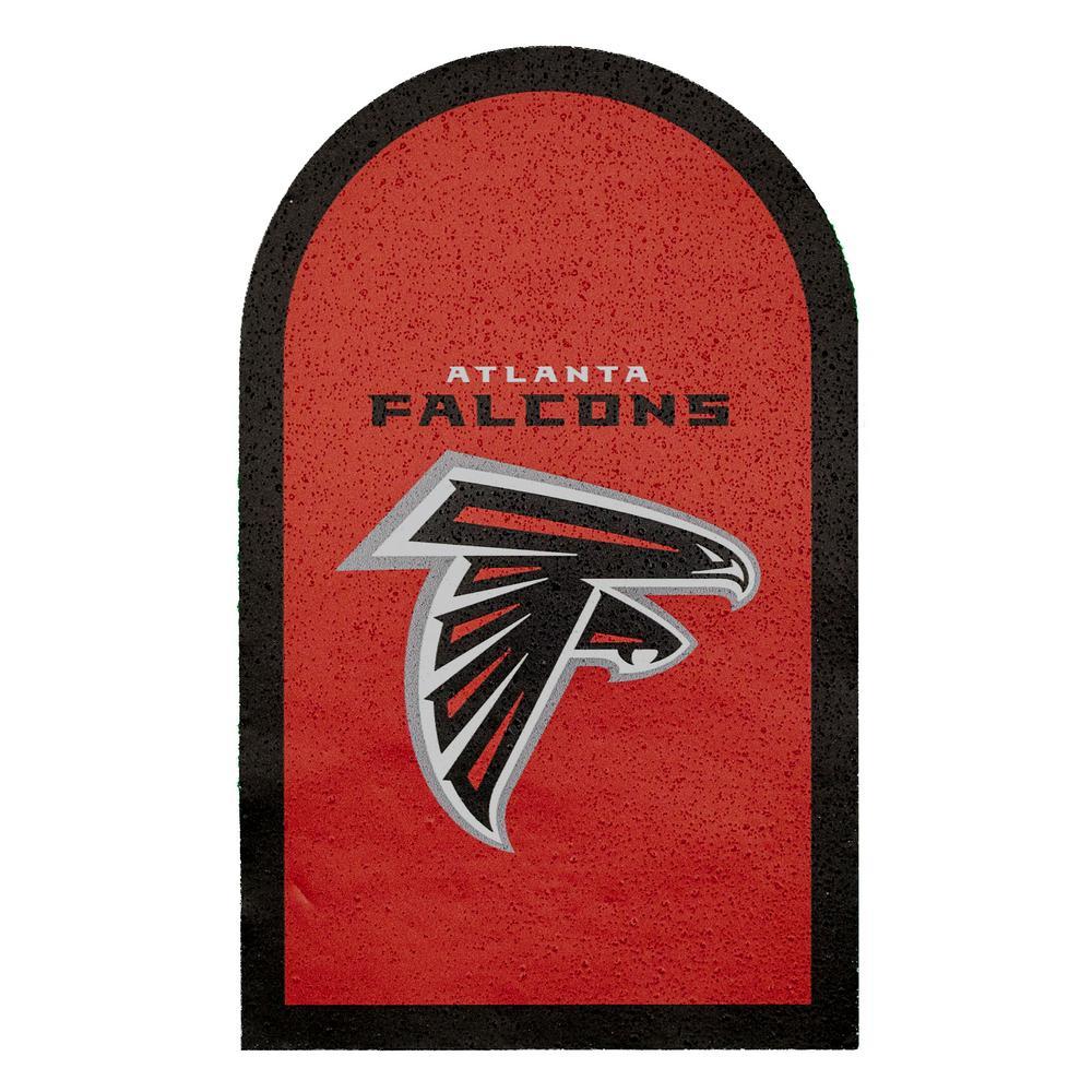 NFL Atlanta Falcons Mailbox Door Logo Graphic