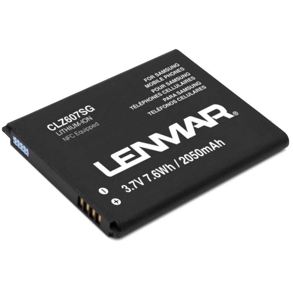 Lenmar Lithium Ion 2100mAh/3.7-Volt Mobile Phone Replacement Battery