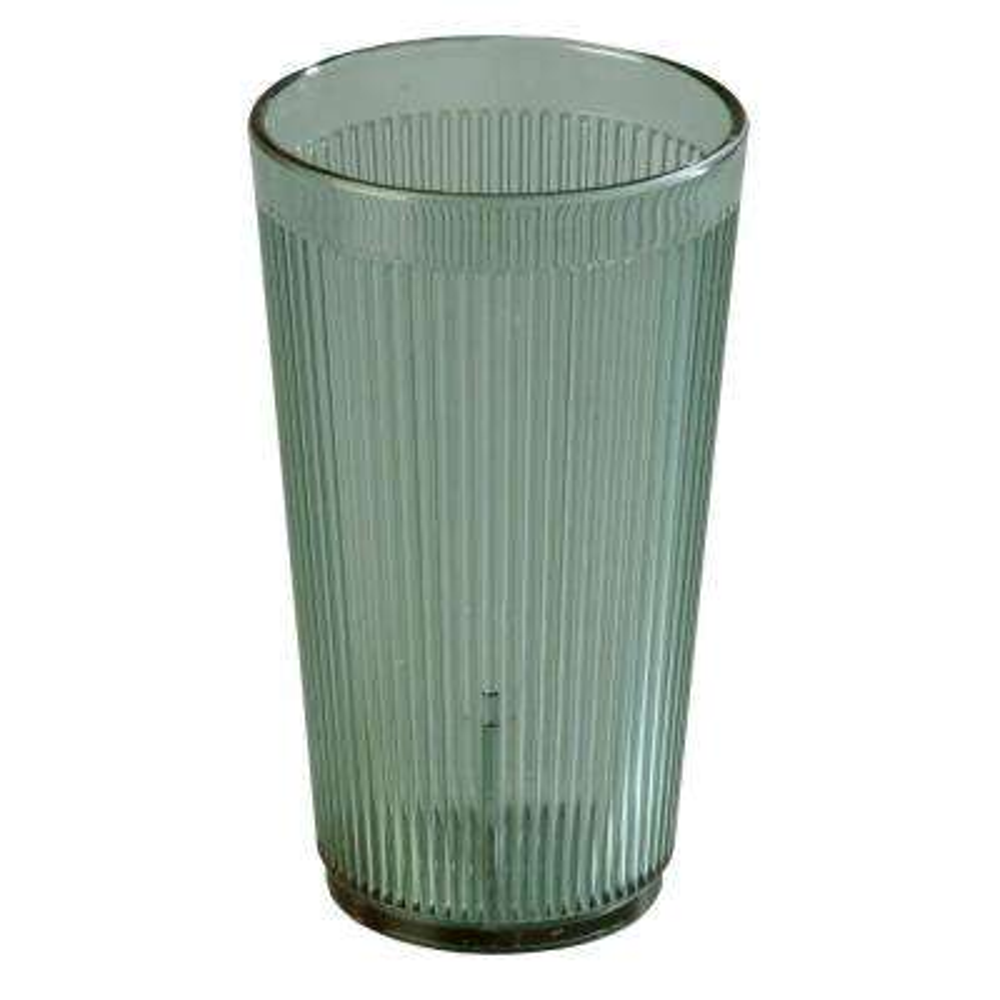 Carlisle 16 oz. SAN Plastic Tumbler in Jade (Case of 48) by Plastic Tumblers