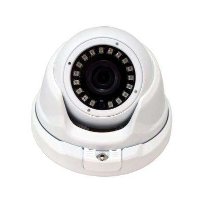 4-in-1 Analog 1080p Wired Night Vision Weatherproof Indoor or Outdoor Dome Security Standard Surveillance Camera