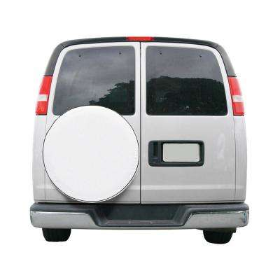 OverDrive RV 28.25 in. Dia x 9.8 in. W Universal Fit Spare Tire Cover