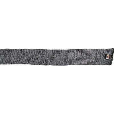 52 in. x 4 in. Grey Knit Gun Sock