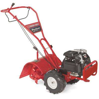 16 in. 160 cc Gas Honda OHC Engine Rear-Tine Counter-Rotating Tiller with 1-Hand Operation and Power Reverse