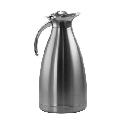 Deluxe 67.6 fl. oz. Stainless Steel Thermal Carafe with Stainless Steel LID