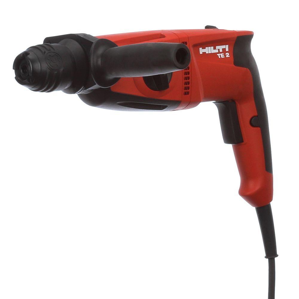 TE 2 120-Volt SDS-Plus Hammer Drill Kit