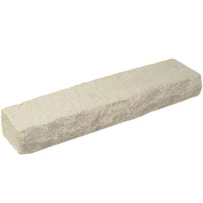 Window Sill/Water Table Blanco 18 in. x 3-1/2 in. Manufactured Stone Accessory