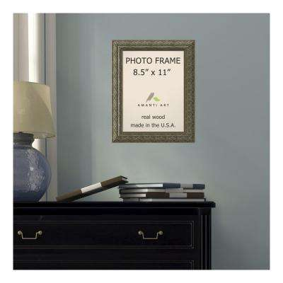 Barcelona 8.5 in. x 11 in. Gold Champagne Picture Frame