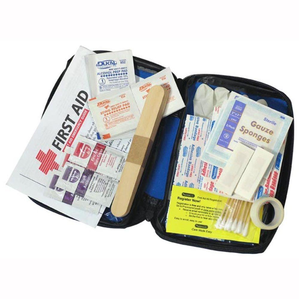 PhysiciansCare 95-Piece All Purpose Soft Sided First Aid Kit