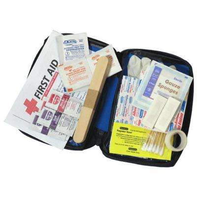 95-Piece All Purpose Soft Sided First Aid Kit