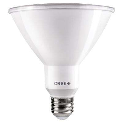 120W Equivalent Bright White (3000K) PAR38 Dimmable Exceptional Light Quality LED 25 Degree Spot Light Bulb