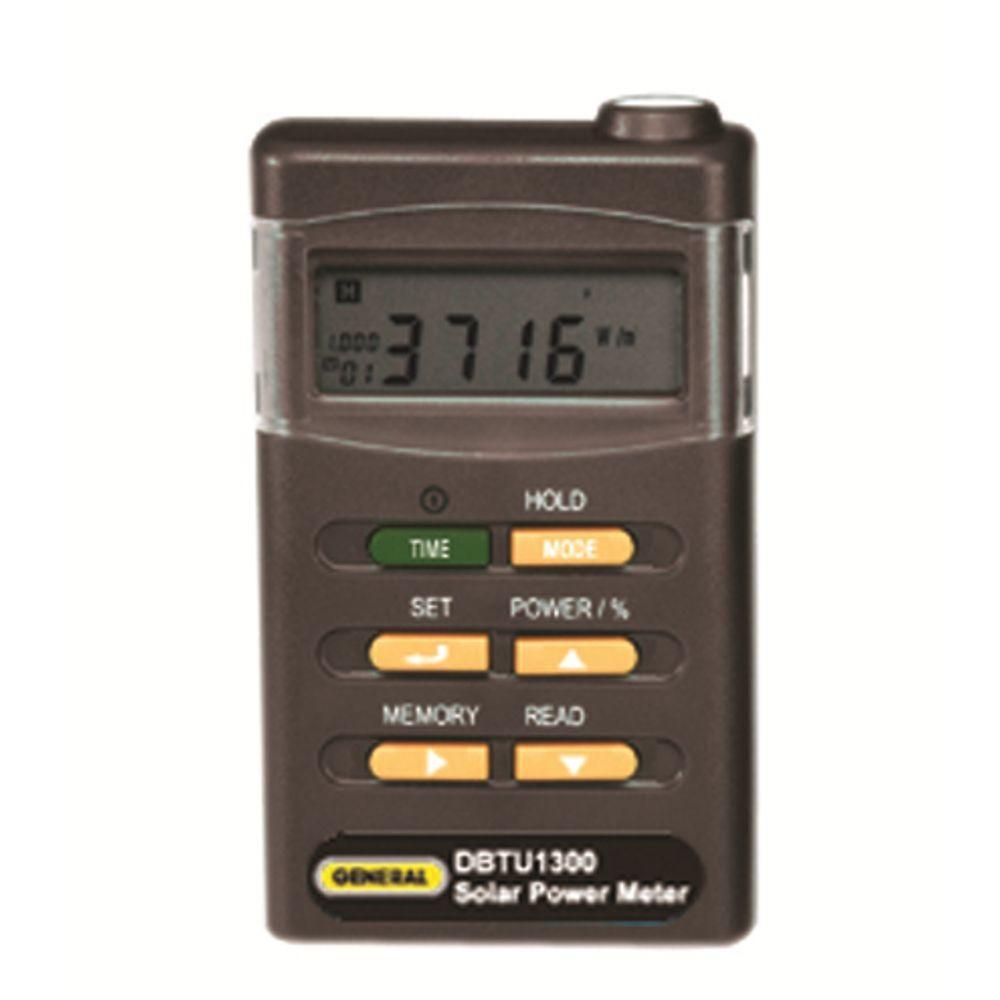 General Tools Digital Solar Power Meter by General Tools