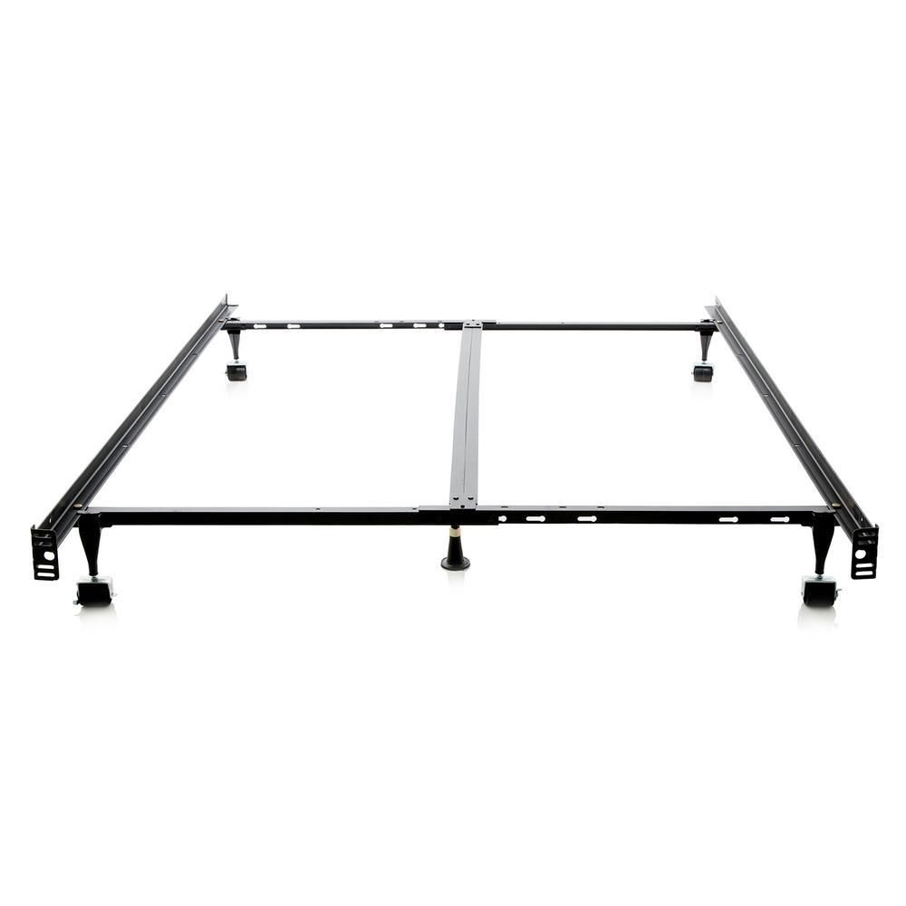 Malouf Adjustable Metal Bed Frame ST6633BF