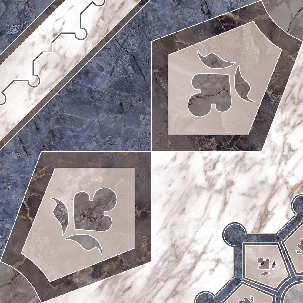 Ceramic Wall Tile: TrafficMASTER Red Earth 18 In. X 18 In. Ceramic Floor And