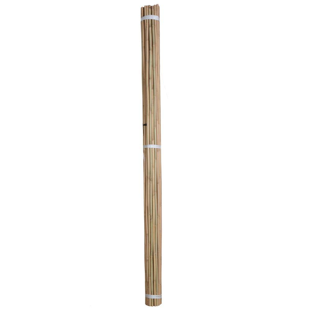 Bond Manufacturing 10 ft. x 3 - 3-1/2 in. Bamboo Pole-DISCONTINUED