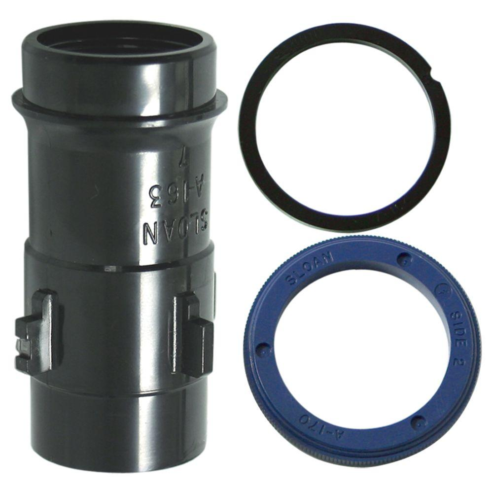 Sloan A163A Plastic Repair Guide with Flow Ring