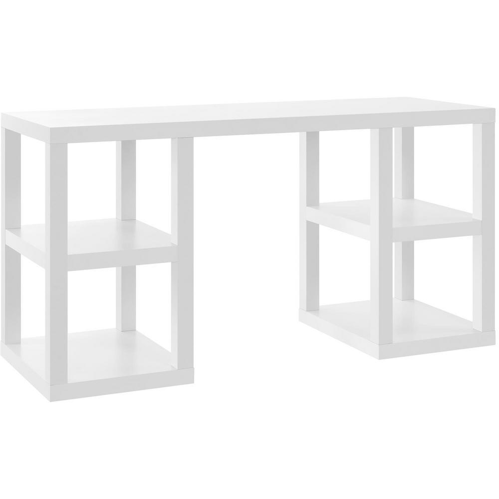 Nelson White Desk
