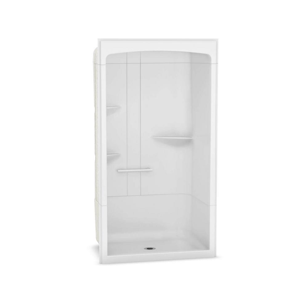 Maax Camelia 48 In X 34 In X 88 In Alcove Shower Stall