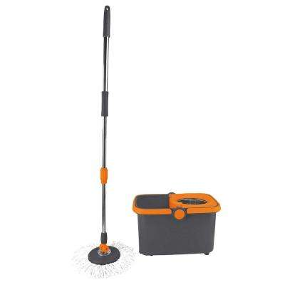Spin Cycle Mop with Bucket