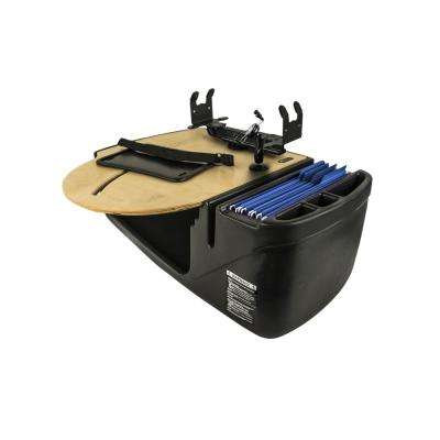 Roadmaster Car Desk with Inverter, Phone Mount and Printer Stand Elite