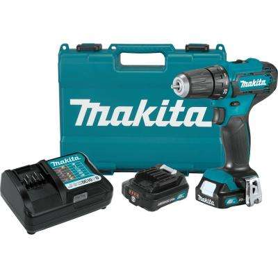12-Volt MAX CXT Lithium-Ion Cordless 3/8 in. Driver Drill Kit, 2.0 Ah