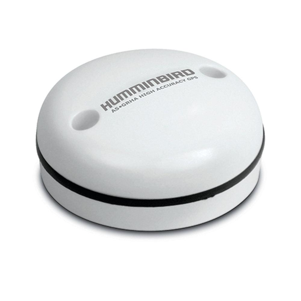 As GRP Precision GPS Antenna Add unparalleled GPS to your GPS ready fish finder. AS GRP provides fast and precise position fixes accurate within 2.5 m, even in lower signal areas. Provides more accurate position fixes than the industry standard GPS. Compatible with Humminbird 1100, 900, 800 and 700 Series.