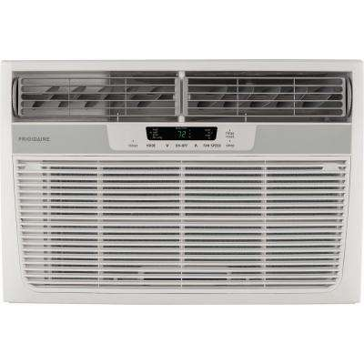 8,000 BTU 115-Volt Compact Slide-Out Chassis Air Conditioner and Heat Pump with Remote Control