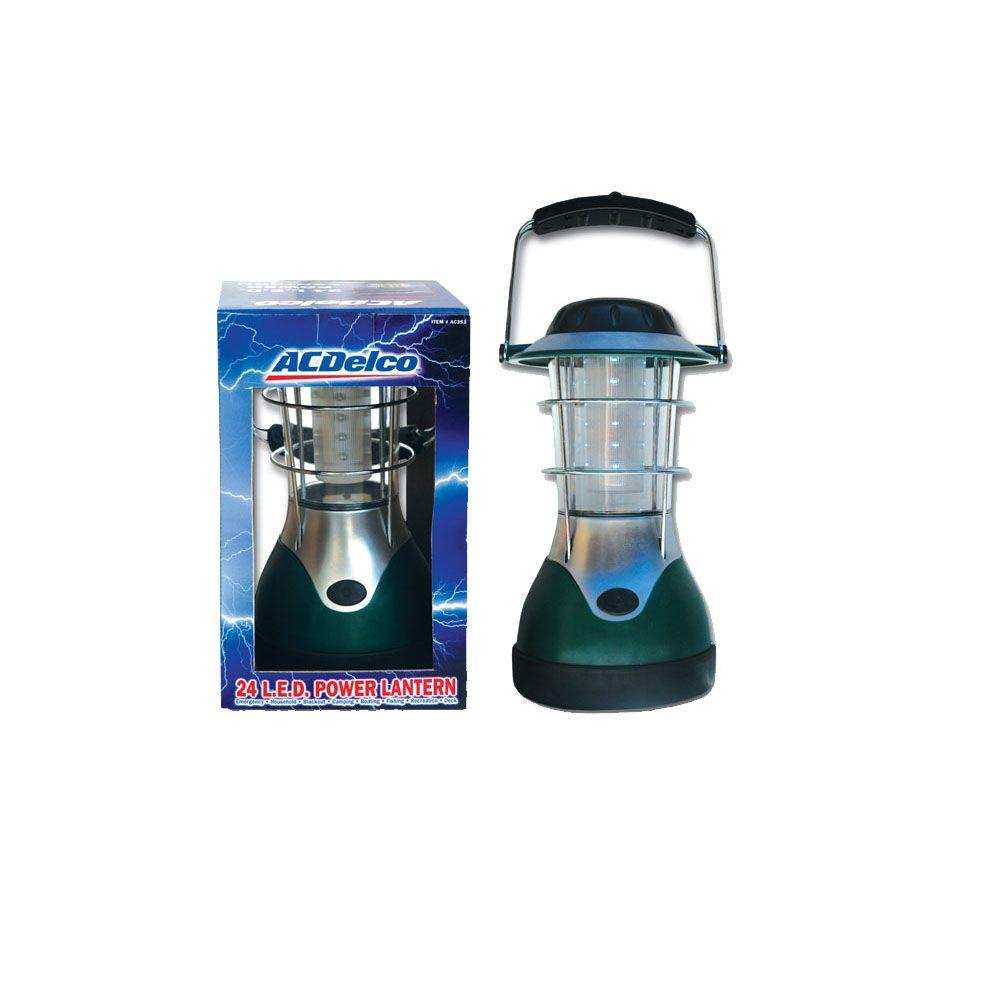 ACDelco 24 LED Power Camping Lantern
