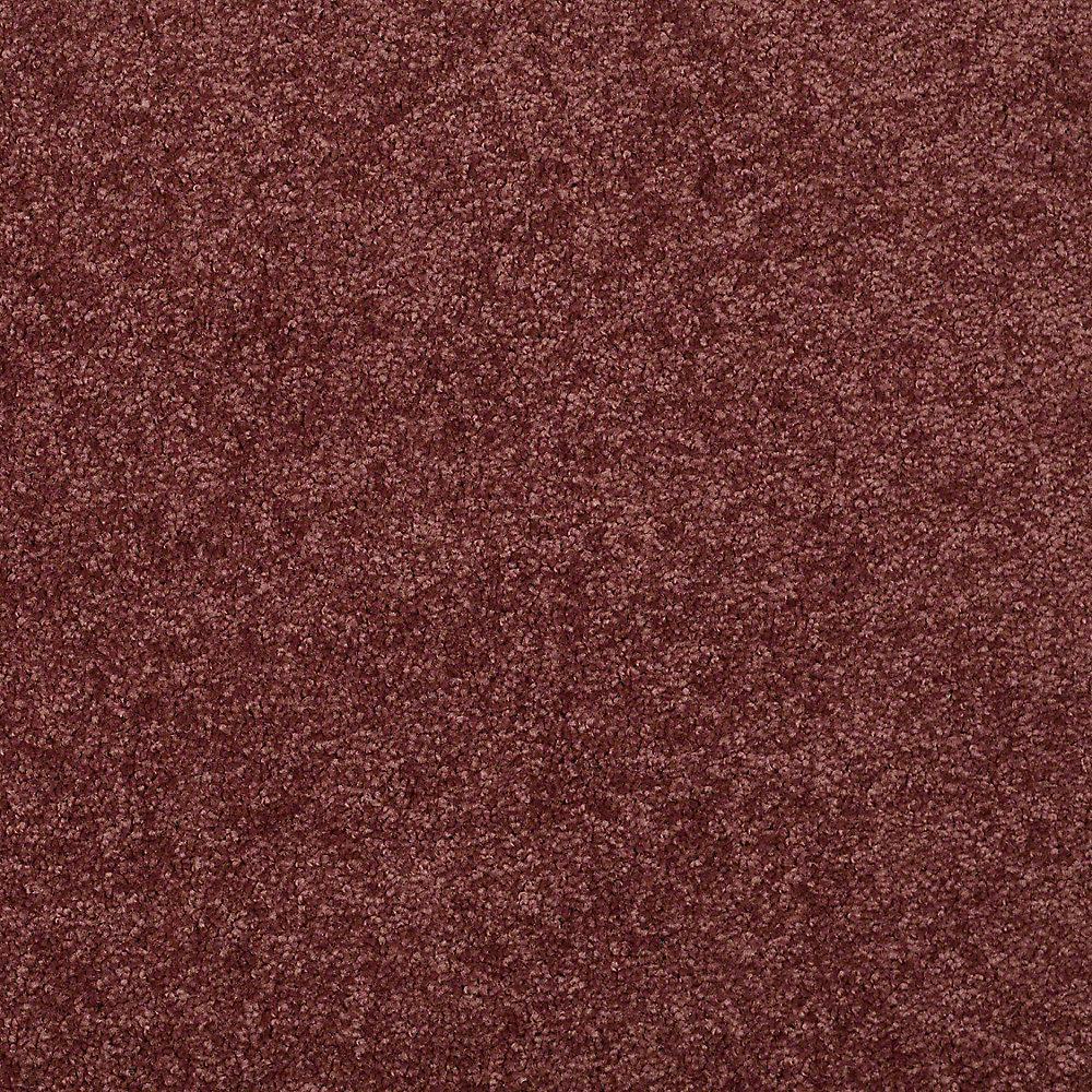 Carpet Sample - Watercolors I 12 - In Color Grape 8 in. x 8 in.