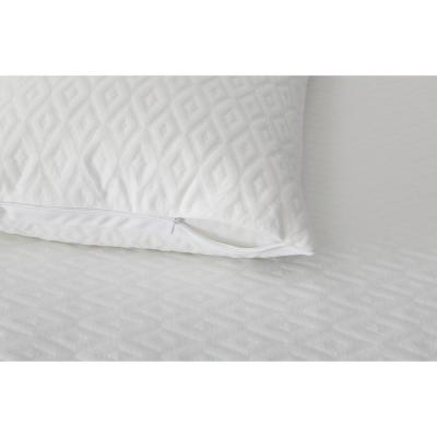 Microban Anti-Microbial Pillow Cover (Set of 2)