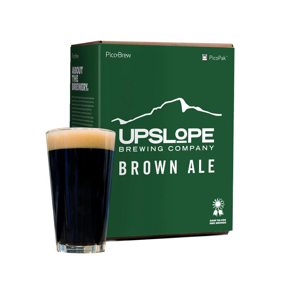 Upslope Brown Ale PicoPak for Pico Pro Beer Brewing Kit Appliance
