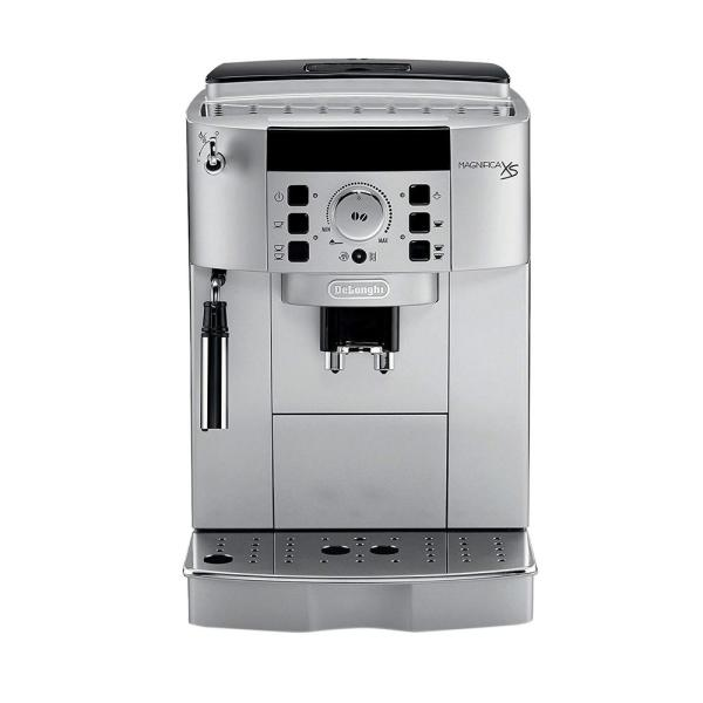 DeLonghi Icona Espresso 6-Cup Black Espresso Machine and Cappuccino Maker